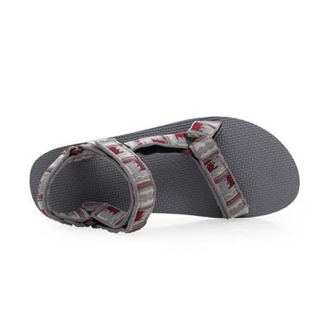 【TEVA】ORIGINAL UNIVERSAL 男織帶涼鞋- 復古 運動 休閒 灰