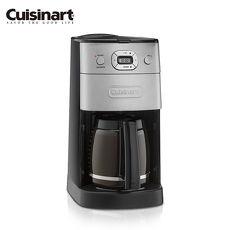 【Cuisinart】12杯全自動研磨美式咖啡機 (DGB-625BCTW)