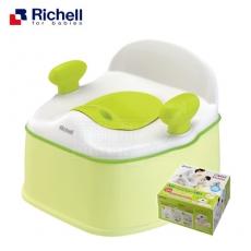 《日本-Richell》Pottis椅子型3階段訓練便盆