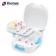 《日本-Richell》微波爐專用奶瓶消毒盒