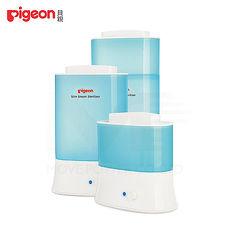 日本《Pigeon 貝親》輕巧型蒸氣消毒鍋2隻入