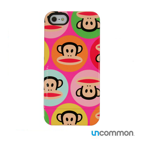 Paul Frank x Uncommon iPhone5 滑蓋保護殼- Pink Dots julius