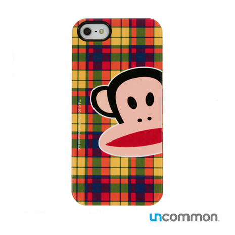 Paul Frank x Uncommon iPhone5 滑蓋保護殼- Multiplaid Julius