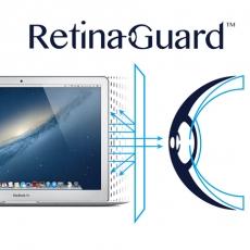 RetinaGuard視網盾 Macbook Air / Pro 13吋 防藍光保護貼(適用 2008~2012.06 機型)
