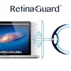 RetinaGuard視網盾 Macbook Pro Retina 15吋 防藍光保護貼(適用 Retina 版本)