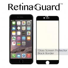 RetinaGuard視網盾 iPhone6/6s 防藍光強化玻璃保護貼 黑框款 (不影響3D Touch)