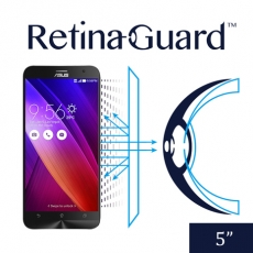 RetinaGuard視網盾 Asus ZenFone2 (5吋) 防藍光保護貼