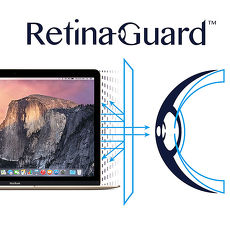 RetinaGuard視網盾 New Macbook 12吋 防藍光保護貼