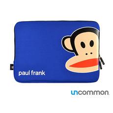 Paul Frank x Uncommon Macbook15吋電腦內袋- Zoom Julius-藍