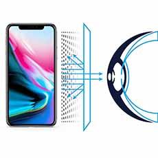 RetinaGuard視網盾 iPhone X / Xs 防藍光保護膜