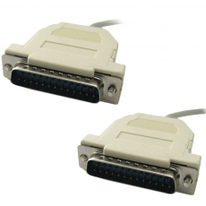 Bravo-u DB25(公)to DB36(母)標準印表機連接線(3米)
