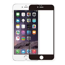 全滿版彩色框iPhone6 Plus0.26mm弧形鋼化玻璃保護貼