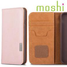 {原廠公司貨}Moshi Overture for iPhone 8 / 7 側開卡夾型保護套