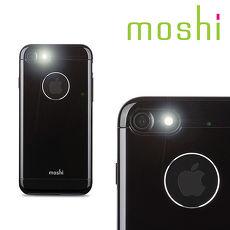 {原廠公司貨}MOSHI Armour for iPhone 8 / 7 Jet Black(曜石黑)