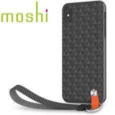 {原廠公司貨}Moshi Altra iPhone XS Max 腕帶保護殼