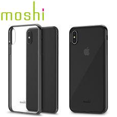 {原廠公司貨}Moshi Vitros iPhone XS Max 超薄透亮保護外殼