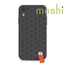 {原廠公司貨}Moshi Altra iPhone XR 腕帶保護殼 -灰黑