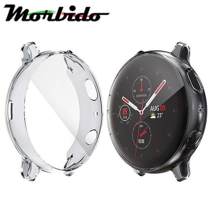 Morbido蒙彼多Samsung Galaxy Watch Active2透明手錶保護套40mm