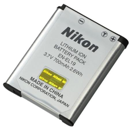 Nikon EN-EL19 原廠鋰電池(裸裝)