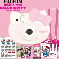 Fujifilm instax mini HELLO KITTY富士拍立得相機(公司貨1年保固)贈AA電池4顆+充電器!