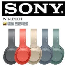 SONY WH-H900 無線降噪耳罩式耳機 (公司貨)