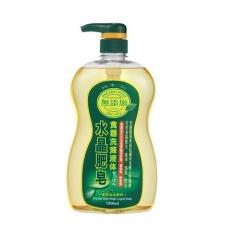 南僑 水晶肥皂-食器洗滌液体1000mlx6入/箱
