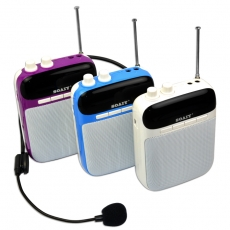 【SOAIY】S-318 時尚美型高音質擴音喇叭