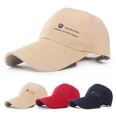 活力揚邑》加長帽檐防曬透氣22盾標棒球帽時尚百搭戶外運動帽遮陽帽鴨舌帽