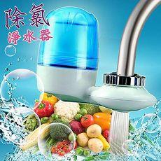 【金德恩】台灣製造 專業型 除氯淨水器 附4款轉接頭/ SGS檢測認證