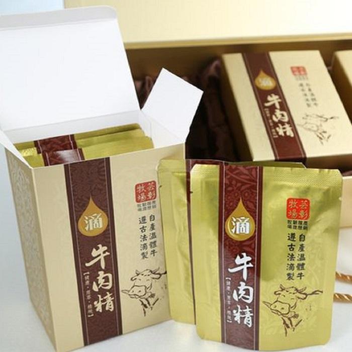芸彰牧場滴牛肉精2盒優惠 預購(SuperBuy市集)
