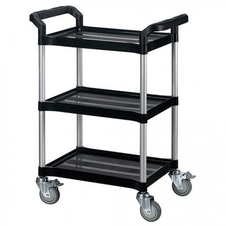 【ESONA易收納】小型三層餐廚整備工作推車