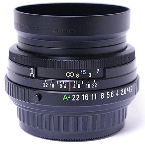 PENTAX SMC FA 43mm F1.9 Limited-黑【公司貨】