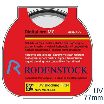 Rodenstock Pro UV保護鏡77mm【公司貨】