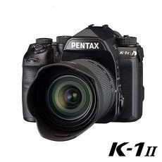 PENTAX K-1 II_黑色+HD DFA28-105mm變焦旅遊單鏡組【公司貨】