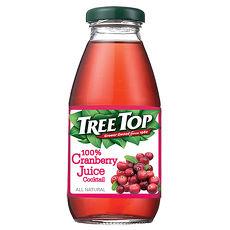 《TreeTop》樹頂100%蔓越莓綜合果汁(300mlx24瓶)