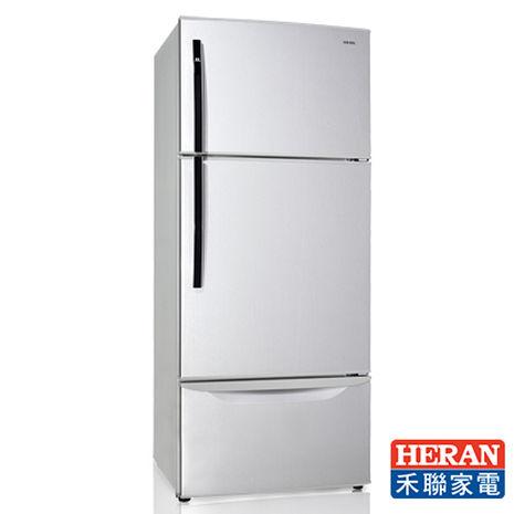 【拆封福利品】《HERAN禾聯》481公升DC直流變頻三門冰箱(HRE-C4821V)含拆箱定位
