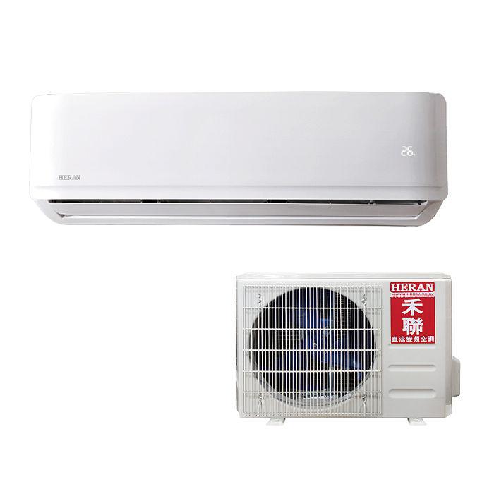 HERAN 禾聯 10-12坪R32一級變頻冷暖分離式耀金防鏽版HI-GA72BH/HO-GA72BH