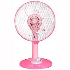 【伊娜卡】10吋粉彩桌扇 ST-1013