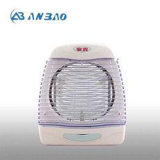 【安寶】22W桌掛兩用捕蚊燈AB-9601(贈捕蚊拍)