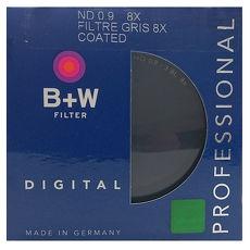 B+W 103 ND8單層鍍膜減光鏡(77mm/公司貨)