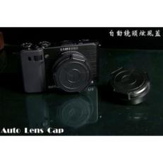 ROWAJAPAN Samsung EX2 EX2F 專用自動鏡頭蓋 賓士蓋 炫風蓋