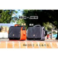 ROWA‧JAPAN 單肩單眼攝影包 RW-2012 , 一機二鏡外加一閃 , 可裝5D2 7D 60D D700 D300s D7000