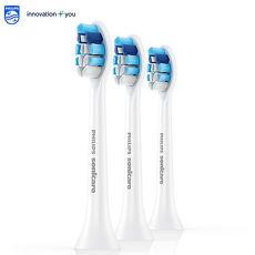 PHILIPS-飛利浦 音波牙刷專用牙齦護理標準型刷頭一盒3入 HX9033【特賣】 (電動牙刷特賣)