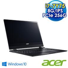 ACER宏碁 SWIFT 7 SF714-51T-M2BC   14吋極致輕薄觸控筆電    (i7-7Y75/8GB/256GB PCIe SSD/FHD IPS面板) 【送微軟 Microsoft 設計師藍芽滑鼠】