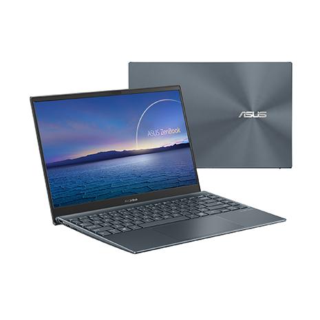【特賣】ASUS ZenBook 13 UX325JA-0082G1035G1 綠松灰 (i5-1035G1/8G/512G SSD)