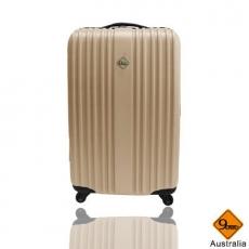 Gate9五線譜系列ABS輕硬殼旅行箱行李箱(20吋)