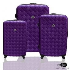 【Just Beetle】未來系列行李箱/旅行箱/登機箱/拉桿箱三件組(28+24+20吋)