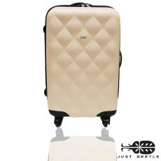 Just Beetle經典菱紋系列ABS材質28吋輕硬殼旅行箱/行李箱