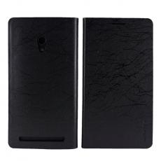 HOMOSA ASUS Zenfone 6 可站立閃電皮套-黑