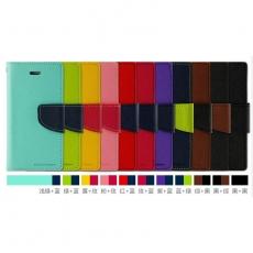 Mercury GOOSPERY馬卡龍側掀皮套/保護套/手機套HTC NEW ONE(M7)(10色任選)
